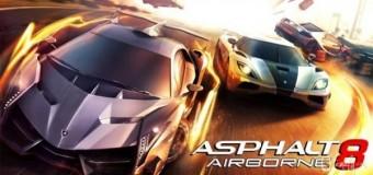 Asphalt 8 Airborne CHEATS v3.5