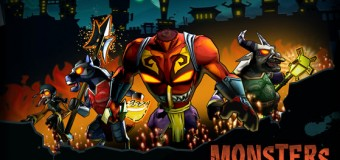 Monsters Rising CHEATS v1.4