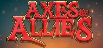 Axes & Allies CHEATS v1.0