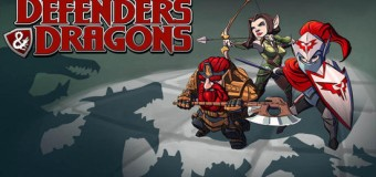 Defenders & Dragons CHEATS v1.4