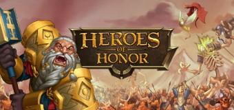 Heroes of Honor CHEATS v2.1