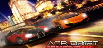 ACR Drift CHEATS v1.3