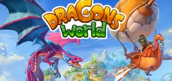 Dragons World CHEATS v1.6