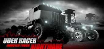 Uber Racer 3D Monster Nightmare CHEATS v1.2