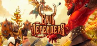 Evil Defenders CHEATS v3.1