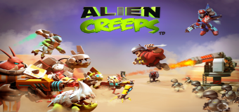 Alien Creeps TD CHEATS v2.6