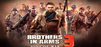 Brothers in Arms 3 CHEATS v1.1