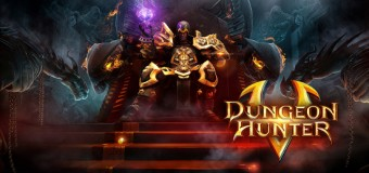 Dungeon Hunter 5 CHEATS v1.2