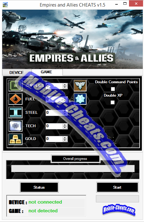 Empires & Allies Cheat Codes – Games Cheat Codes for ...