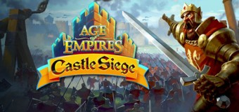 Age of Empires Castle Siege CHEATS v1.1
