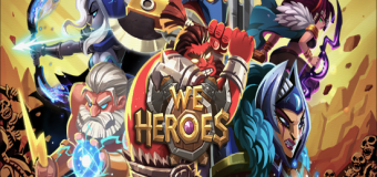 We Heroes CHEATS v3.1