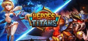 Heroes and Titans CHEATS v2.3