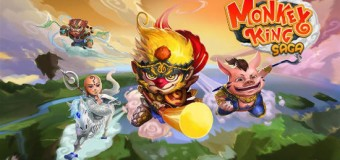 Monkey King Saga CHEATS v1.7
