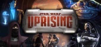 Star Wars Uprising CHEATS v1.1