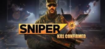 Sniper X Kill Confirmed CHEATS v2.3