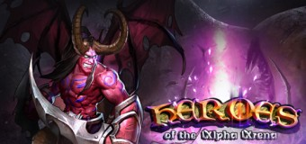 Heroes of the Alpha Arena CHEATS v1.1