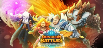 Dungeon Battles CHEATS v1.1