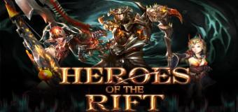 Heroes of the Rift CHEATS v1.1