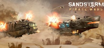 Sandstorm Pirate Wars CHEATS v3.0