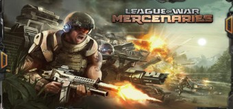 League of War Mercenaries CHEATS v2.0