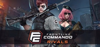 Frontline Commando Rivals CHEATS v2.0