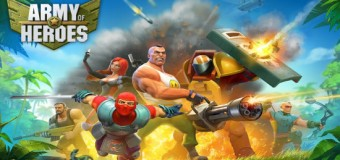 Army of Heroes CHEATS v4.1