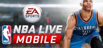NBA Live Mobile CHEATS v1.1