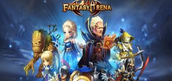 Fantasy Arena CHEATS v1.0