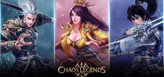 Chaos Legends CHEATS v1.1