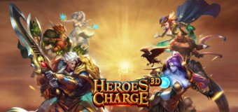 Heroes Charge 3D CHEATS v1.1