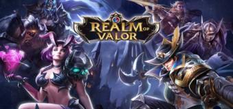 Realm of Valor CHEATS v1.1