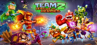 Team Z League of Heroes CHEATS 2.2