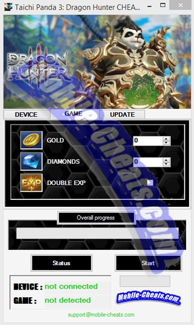 dragon hunter ii android cheats