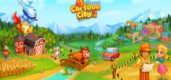 Cartoon City 2: Farm to Town CHEATS v2.7