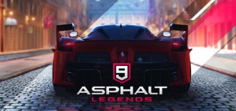 Asphalt 9 Legends CHEATS v1.1