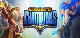 Dungeon Hunter Champions CHEATS v2.2